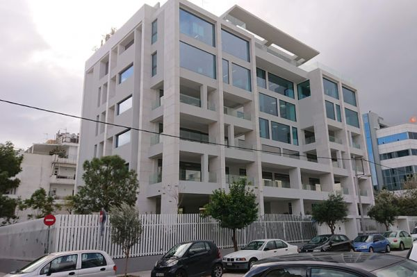 TECHNAVA S.A. Corporate Offices Building at Palaio Faliro